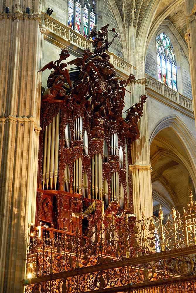 El Órgano - Catedral de Sevilla