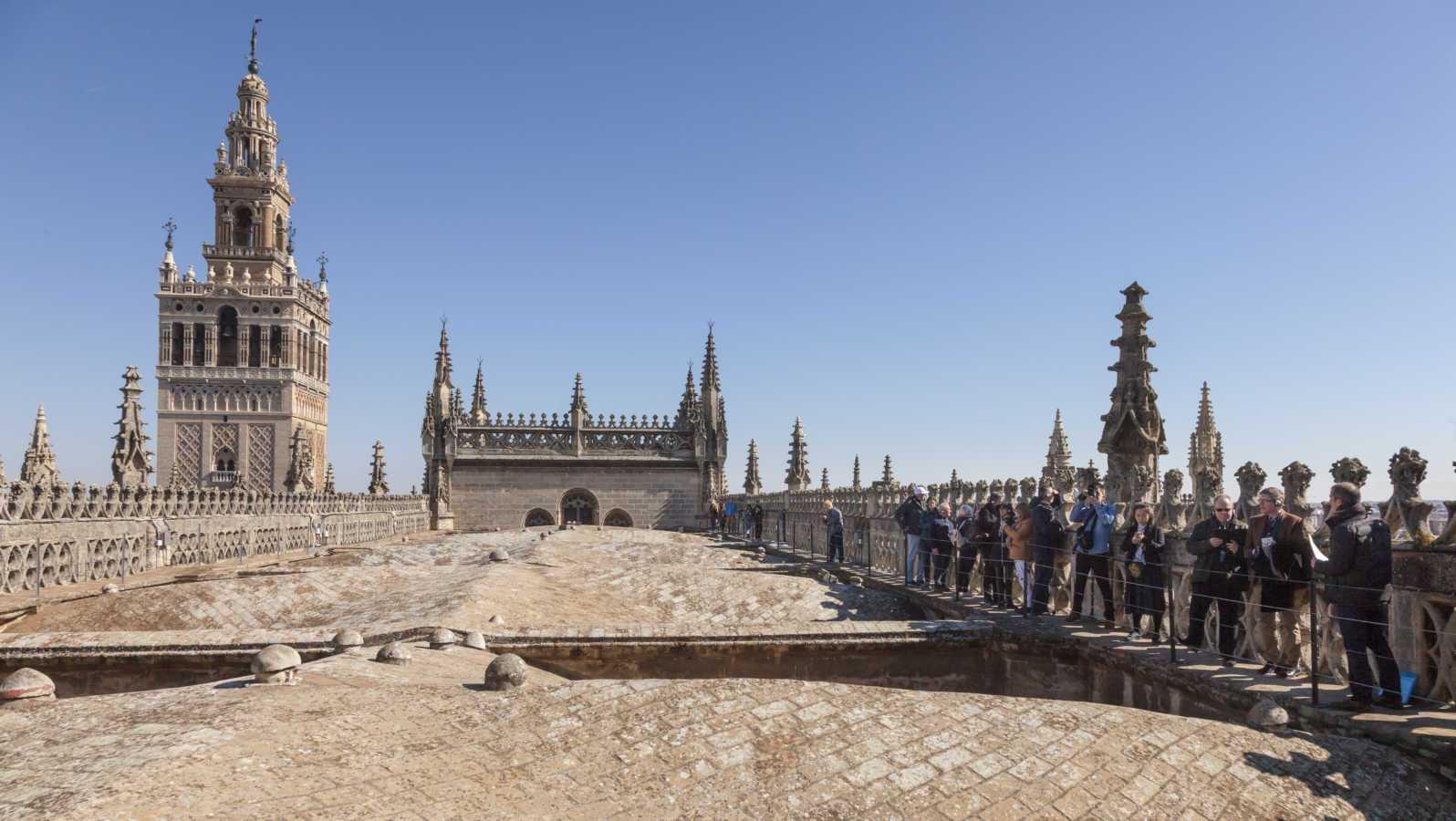 Visita guiada por Las Cubiertas y La Catedral de Sevilla